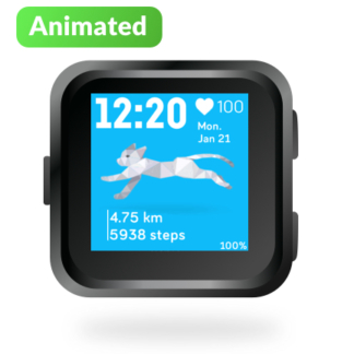 fitbit-versa-ionic-animal-clock-faces-dianas-animals-432x432-holiday-love birds