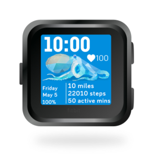 fitbit-versa-animal-clock-faces-dianas-animals-432x432-reef-octopus