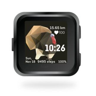 fitbit-versa-ionic-animal-clock-faces-dianas-animals-432x432-holiday-turkey