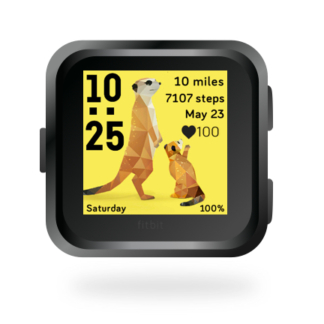 fitbit-versa-ionic-animal-clock-faces-dianas-animals-432x432-meerkats copy