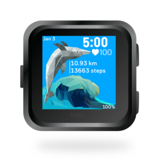 fitbit-versa-ionic-animal-clock-faces-dianas-animals-432x432-dolphin-waves