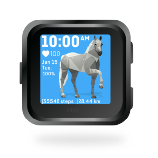 fitbit-versa-ionic-animal-clock-faces-dianas-animals-432x432-lipanzzaner-horse