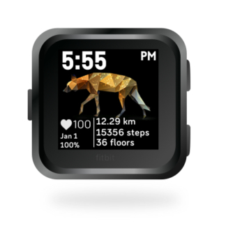 fitbit-versa-ionic-animal-clock-faces-dianas-animals-432x432-wild-african-dog