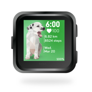 fitbit-versa-ionic-animal-clock-faces-dianas-animals-432x432-dog
