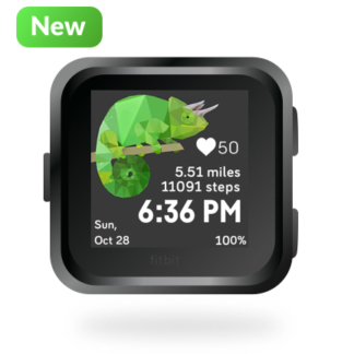 fitbit-versa-ionic-animal-clock-faces-dianas-animals-basset-432x432-lizard-new
